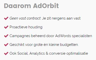 adorbit - Adwords specialist