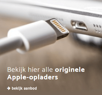 opladers - apple oplader