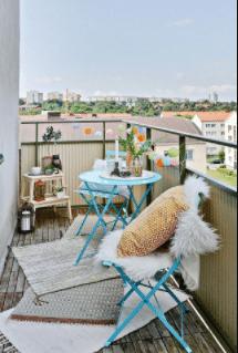 Balkon inspiratie | HOMEASE