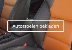 Auto-Interieur bekleden? - JT-Autobekleding & Autostoffering