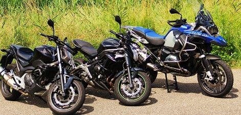 Motorrijschool IJsselstein | Motorrijles volgen bij Access2Drive